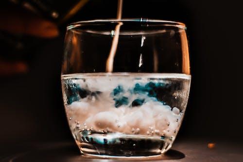 Free stock photo of black, blue, burst