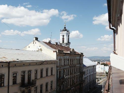 Kostnadsfri bild av arkitektur, byggnader, chernivtsi, gammal stad