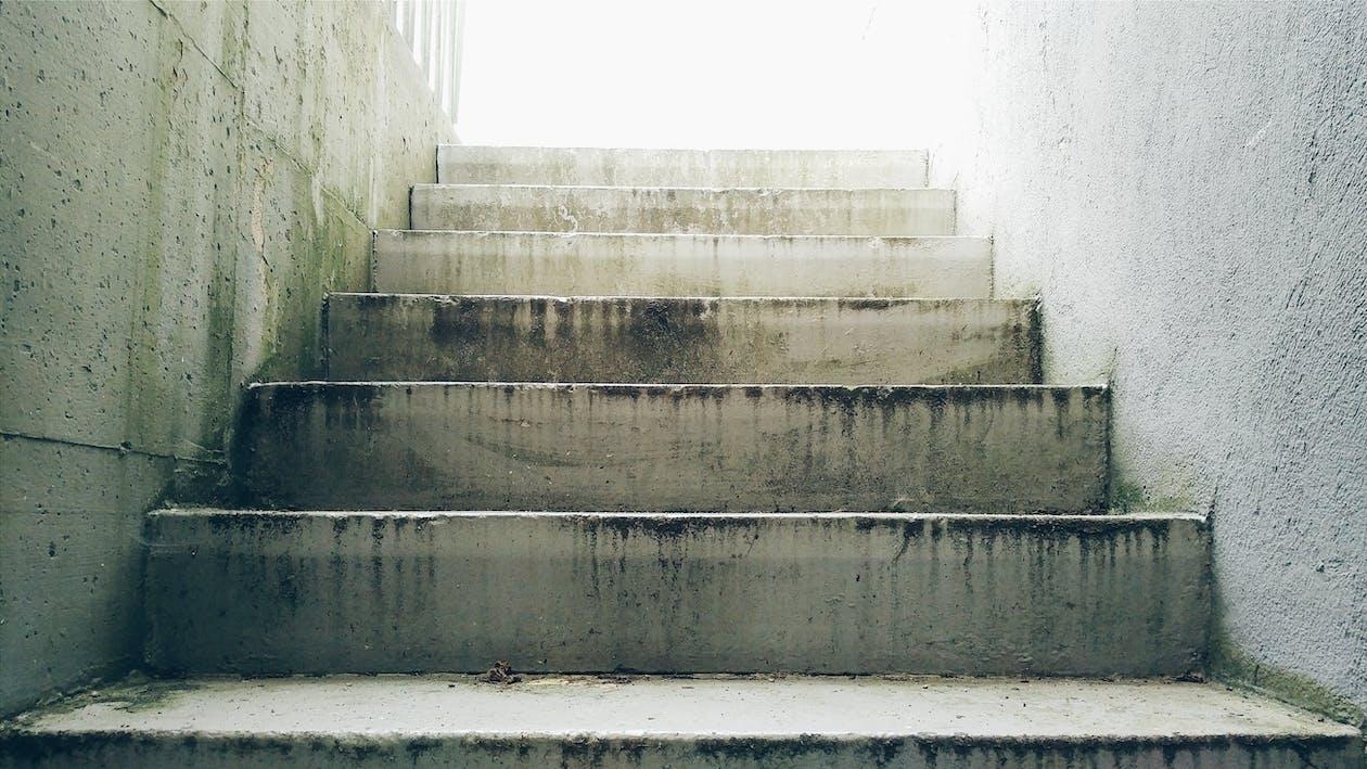 architecture, backdrop, concrete