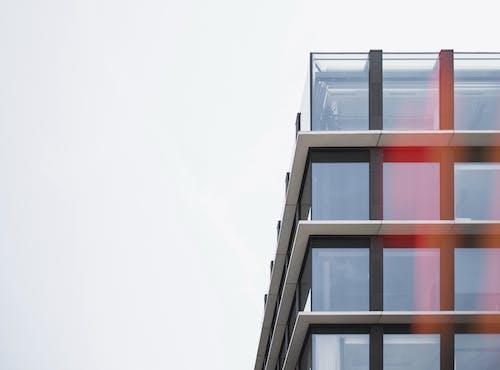 Kostenloses Stock Foto zu architektur, architekturdesign, bürogebäude, büros