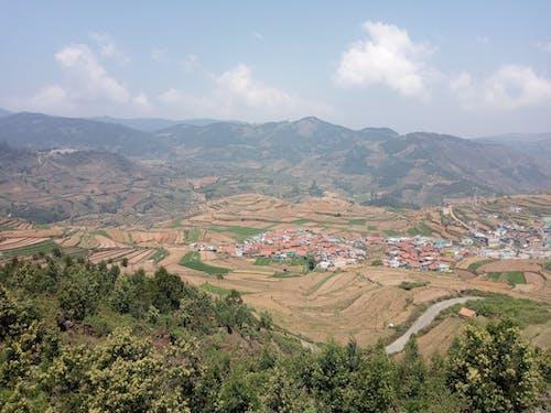 vadi manzarası içeren Ücretsiz stok fotoğraf