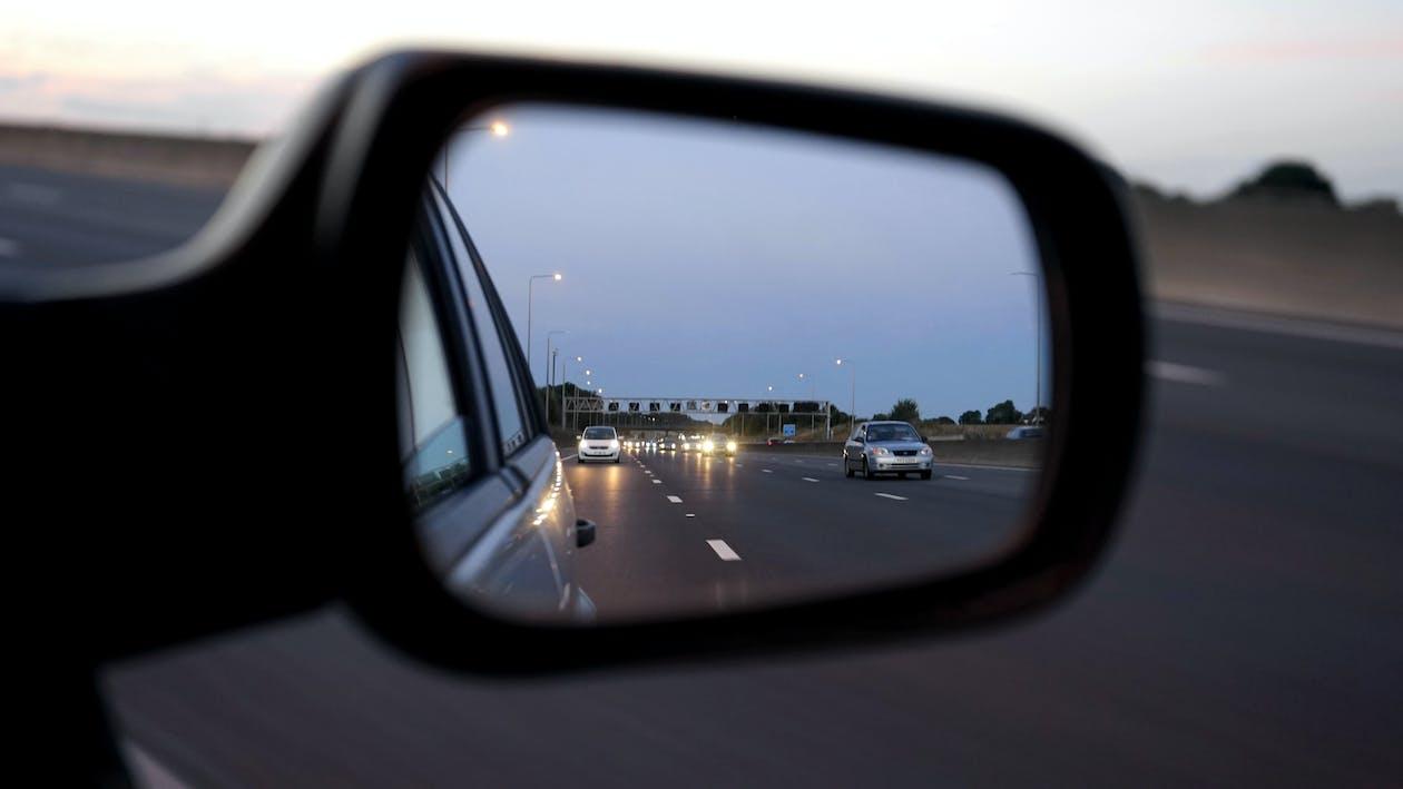 Black Side Mirror