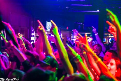 Fotobanka sbezplatnými fotkami na tému dav ľudí, koncert, koncertné miesto, koncerty