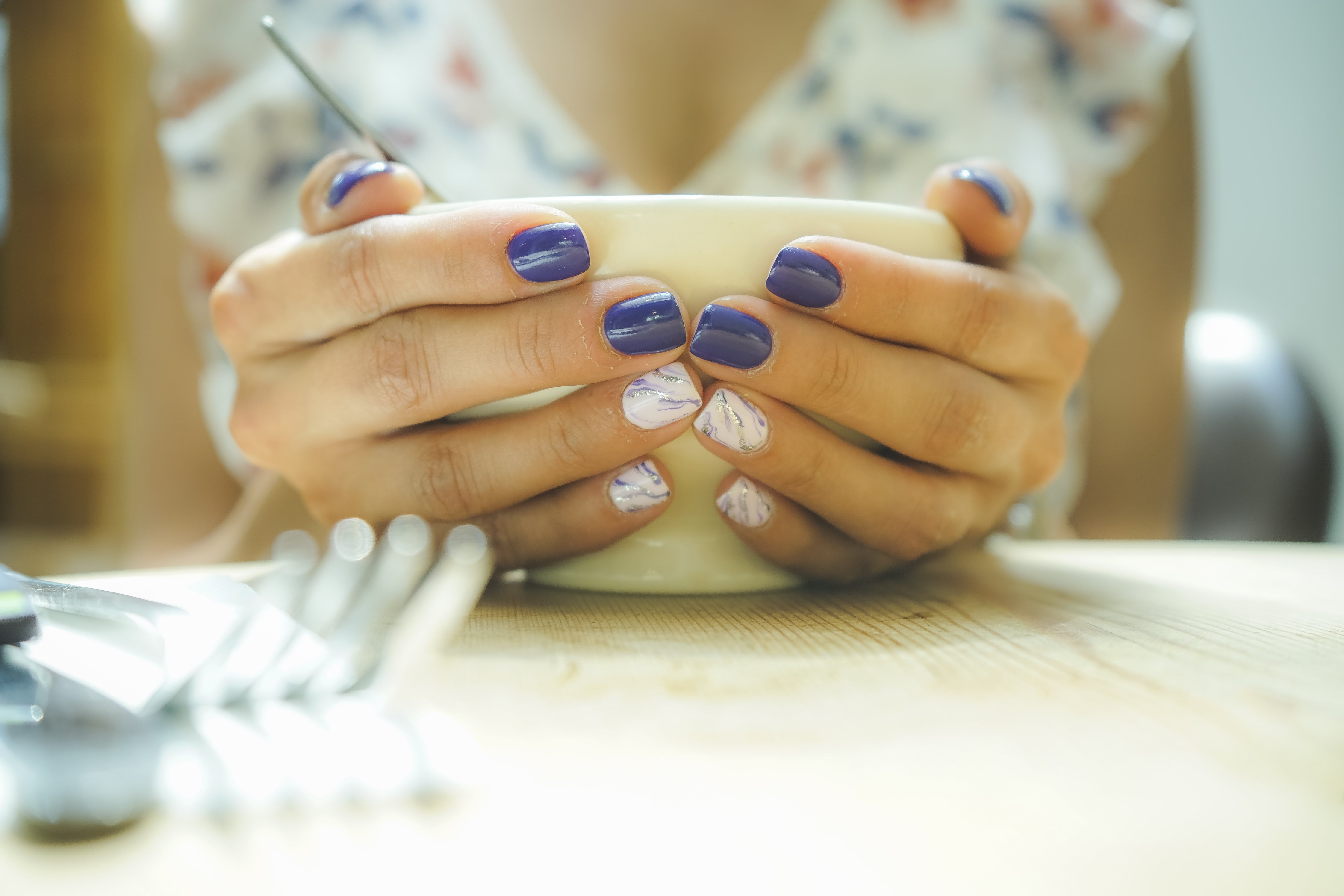 Person Holding White Ceramic Bowl