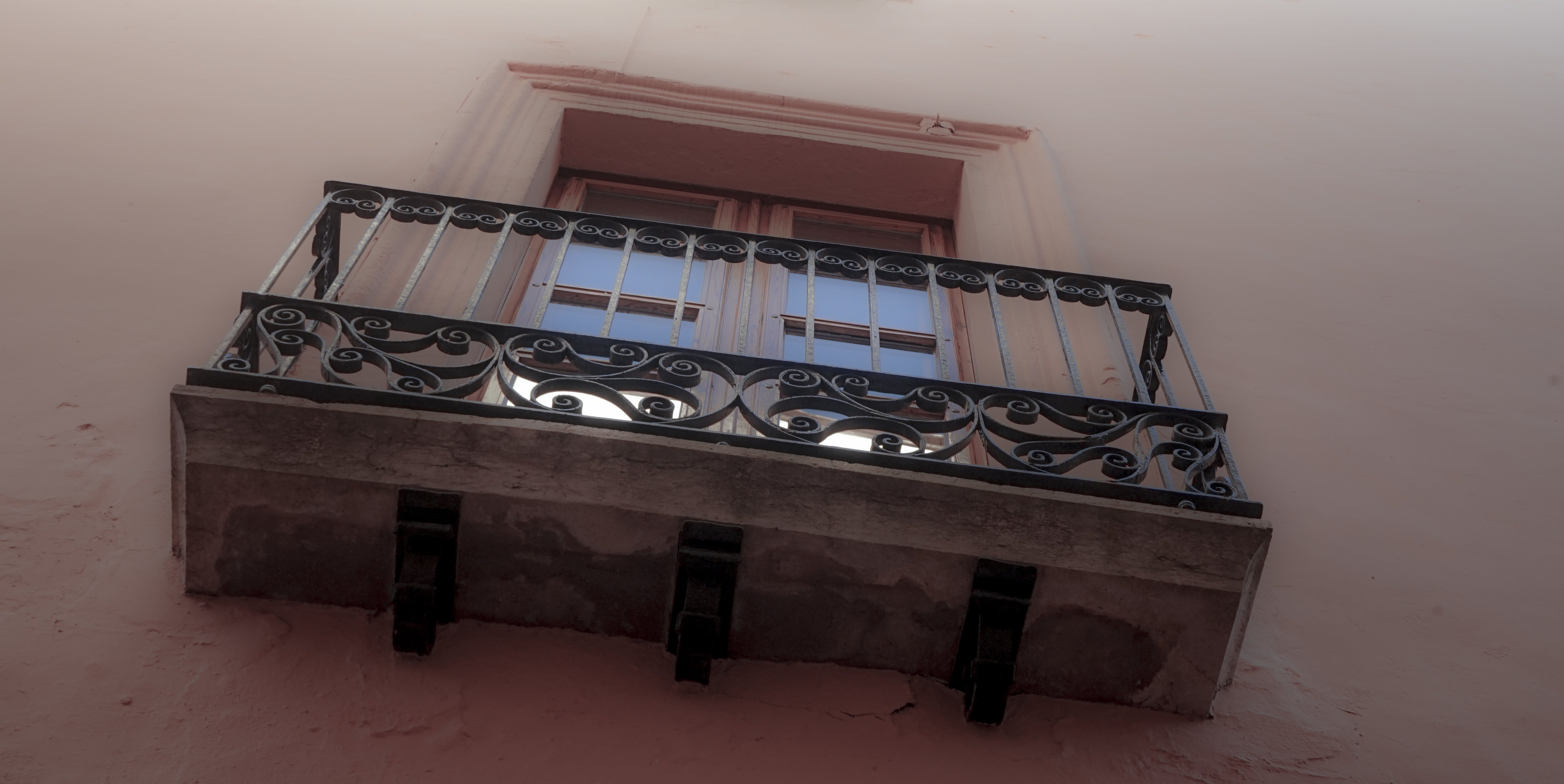 Free stock photo of ancient, architecture, balcony, begur