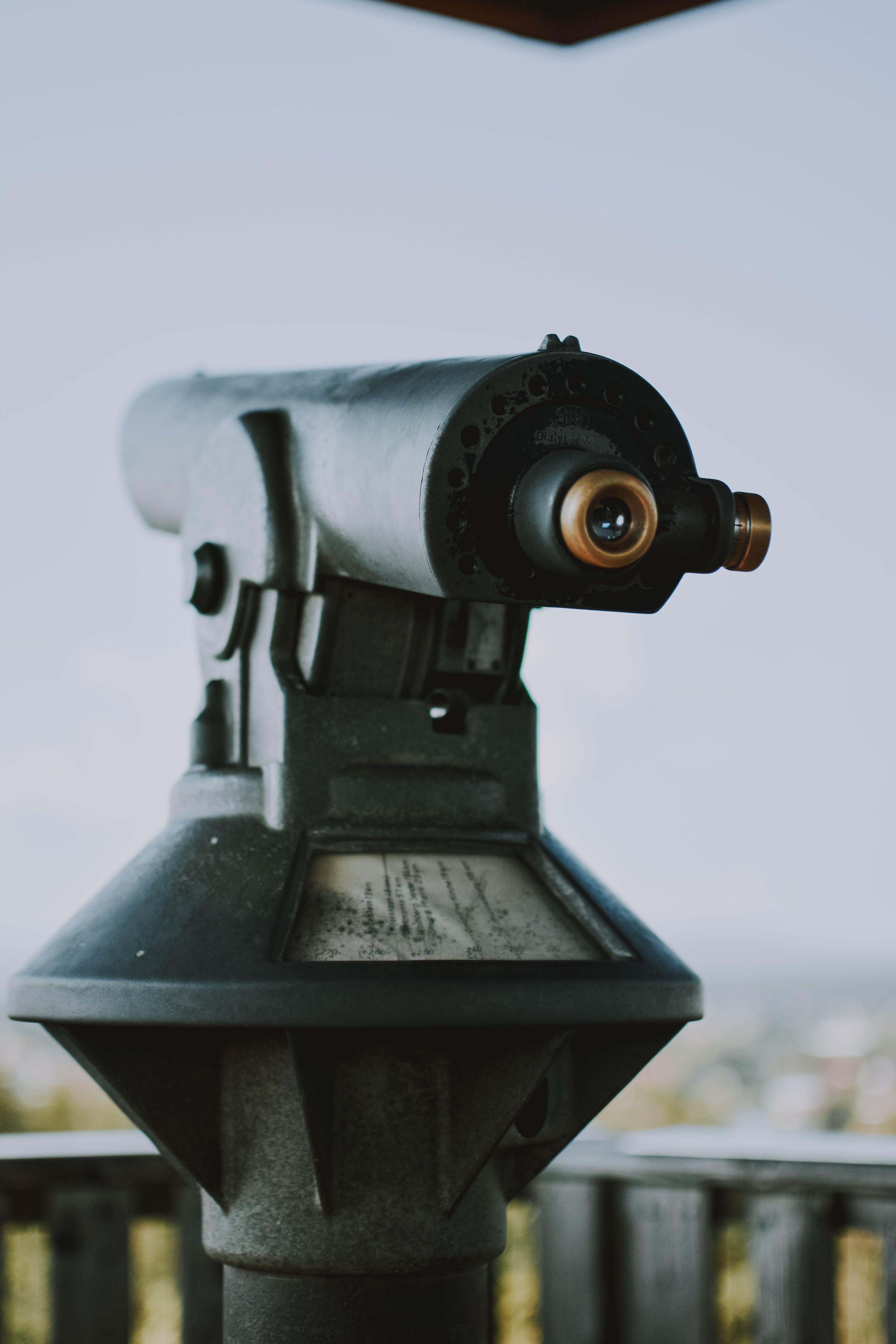 Black Telescope