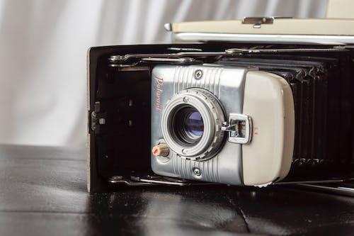 açıklık, Antik, bağbozumu, eski kamera içeren Ücretsiz stok fotoğraf