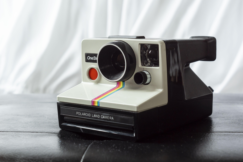 White And Black Land Camera