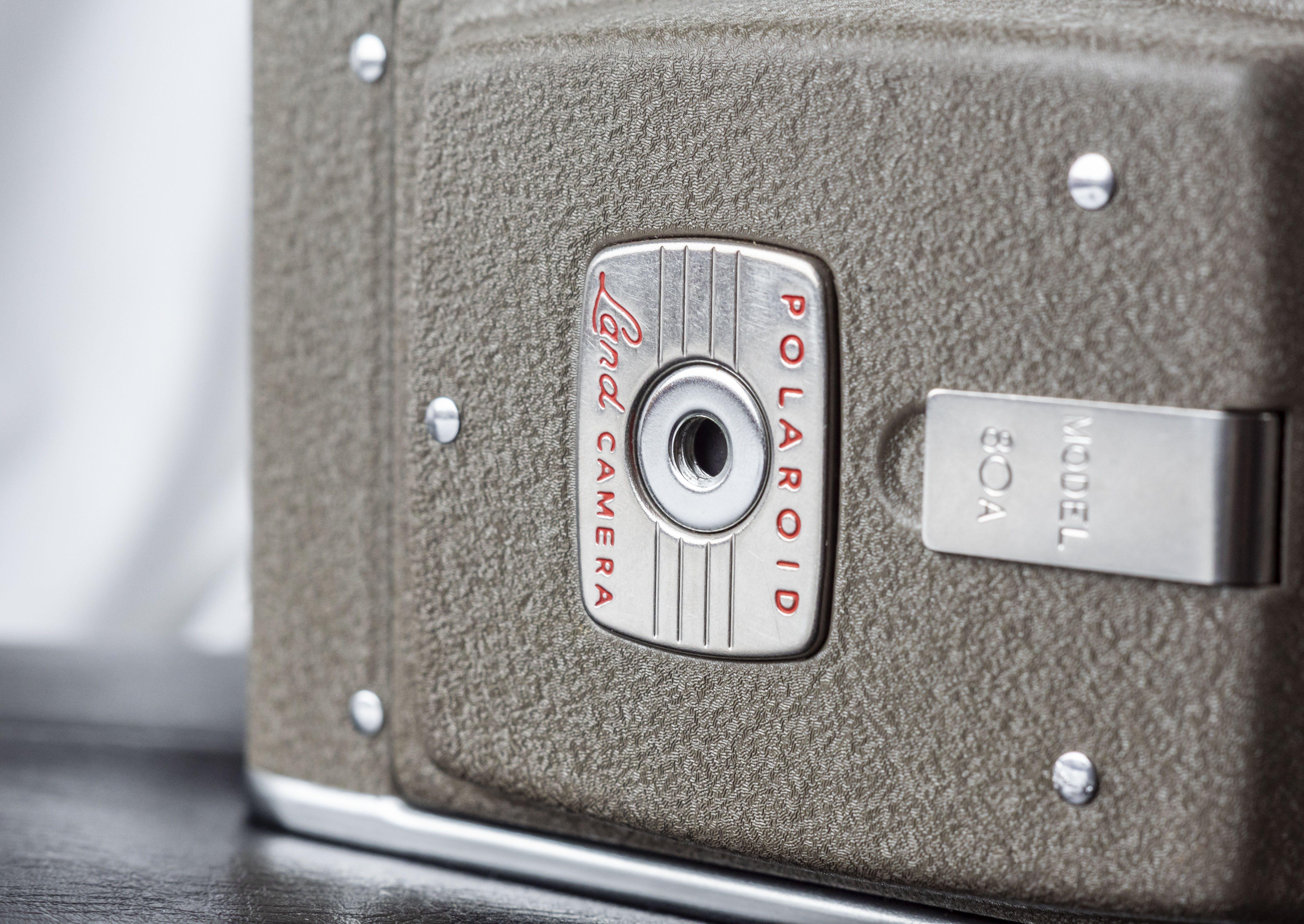 Δωρεάν στοκ φωτογραφιών με polaroid, vintage, vintage φωτογραφική μηχανή, γκρο πλαν