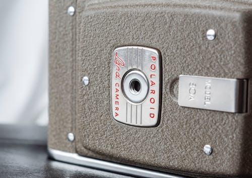 Ingyenes stockfotó fényképezőgép, klasszikus, közelkép, múltidéző témában