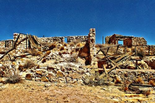 Free stock photo of abandoned, abandoned building, arizona