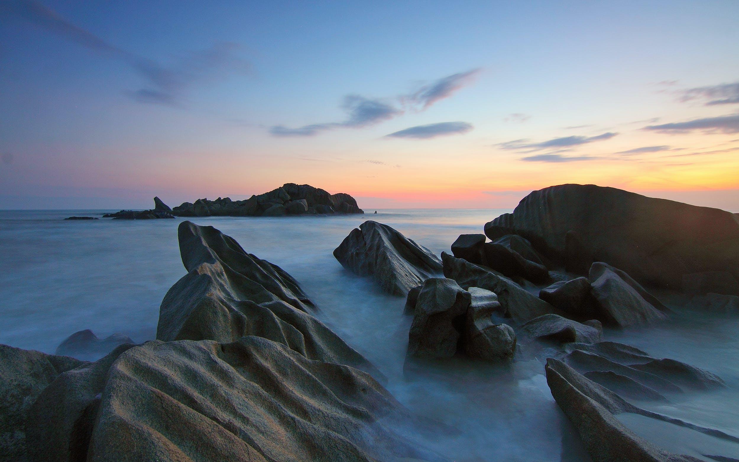 Ocean View on Sunset