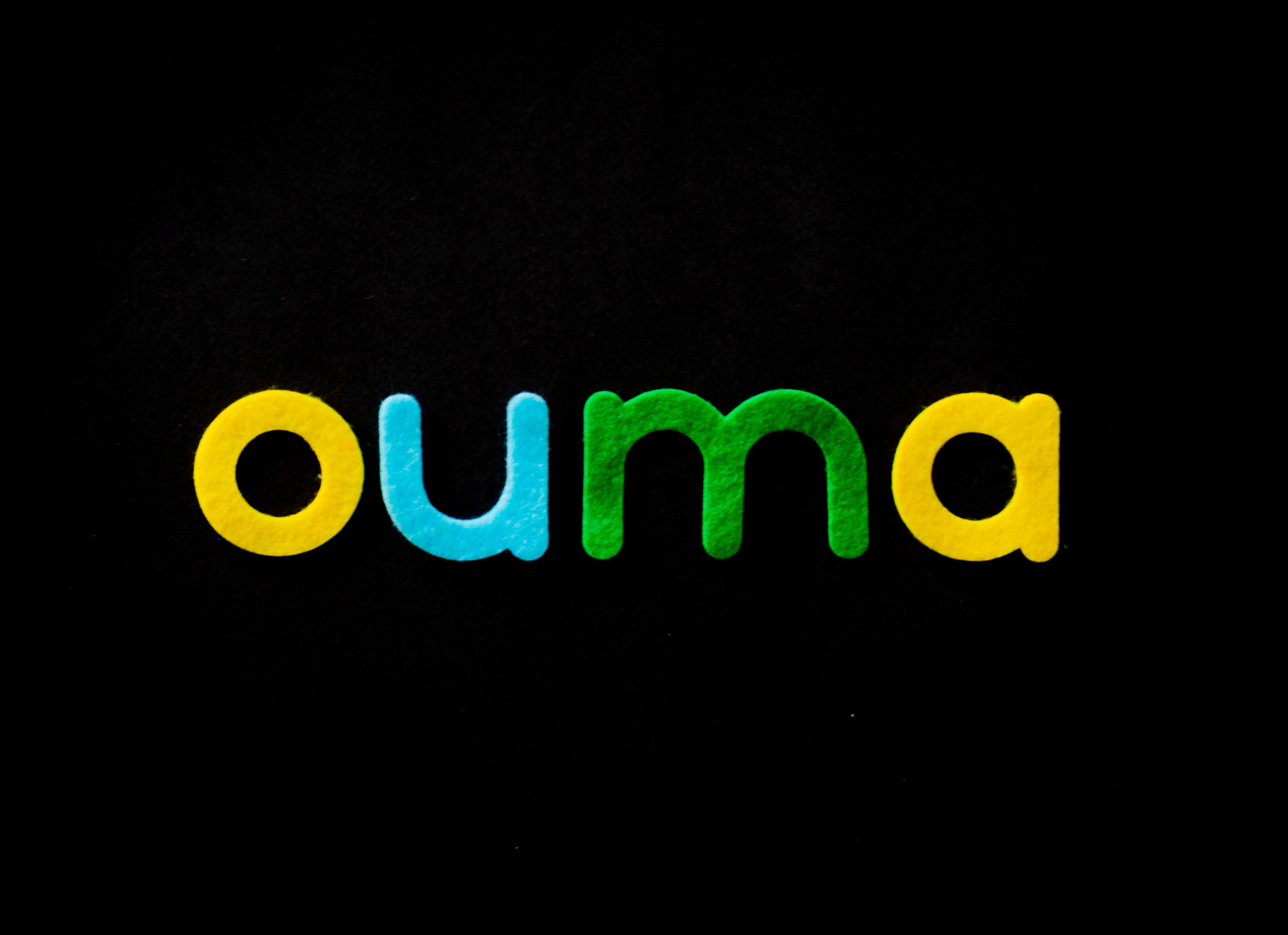 Ouma Logo Illustration