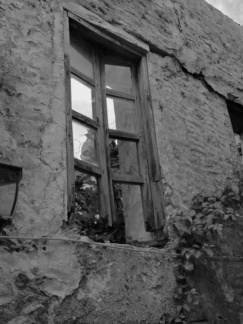 レンガ, 古い窓, 滅びるの無料の写真素材