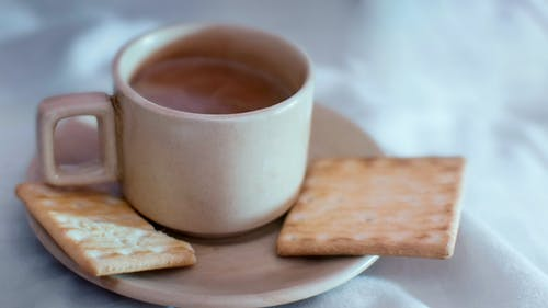 Free stock photo of biscuit, biscuits, coffee cup