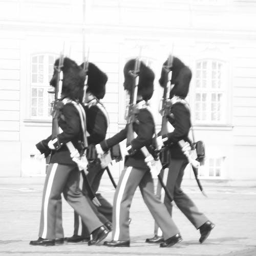 Ilmainen kuvapankkikuva tunnisteilla sotilaat, vartija