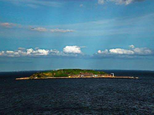 Ilmainen kuvapankkikuva tunnisteilla kööpenhamina, meri, pilvet
