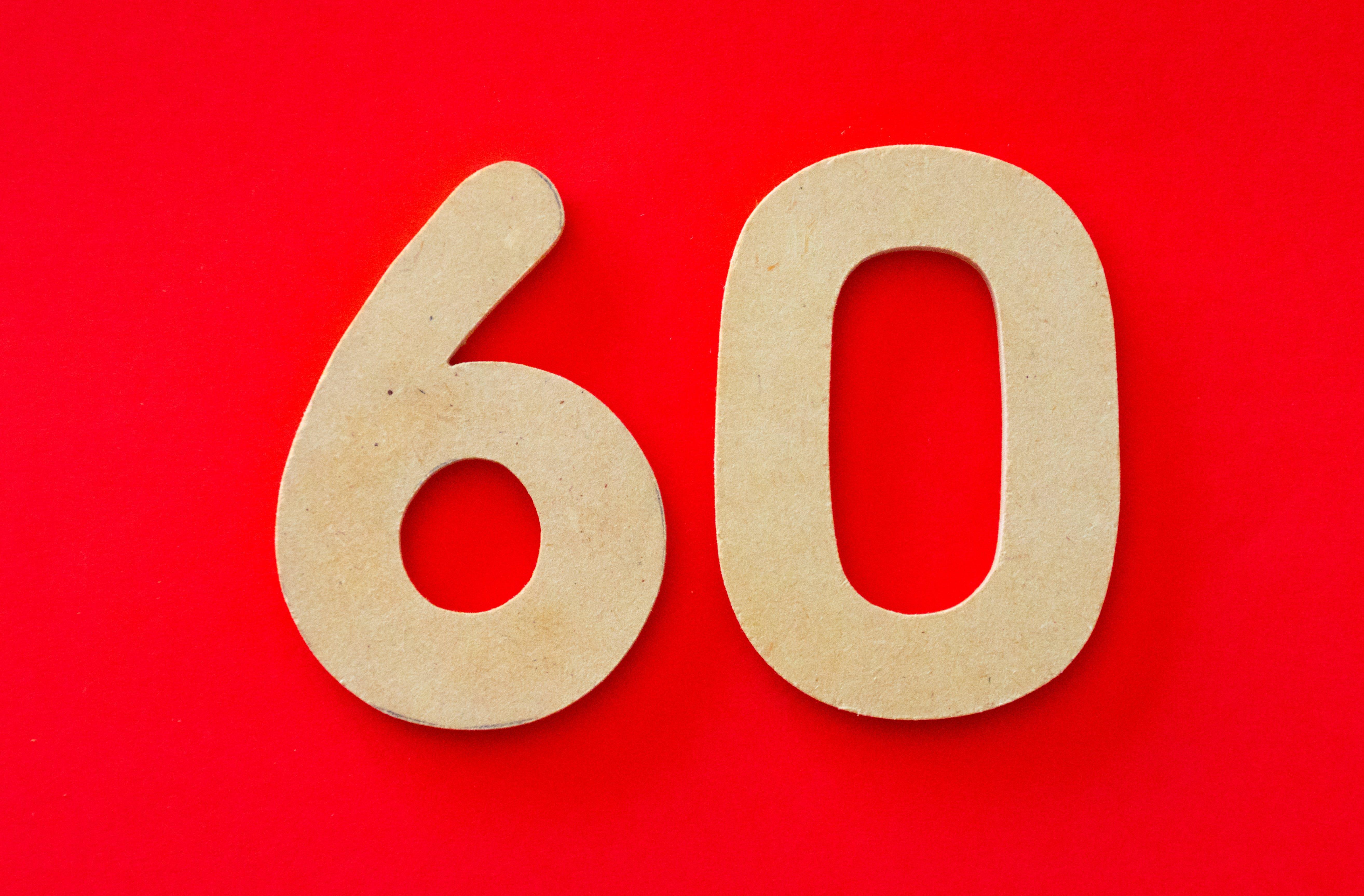 60 Number