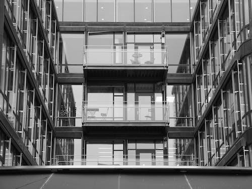 Ilmainen kuvapankkikuva tunnisteilla toimistorakennukset