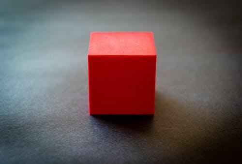形狀, 方塊, 泡沫, 紅色 的 免费素材照片