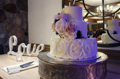 Free stock photo of Wedding Cake