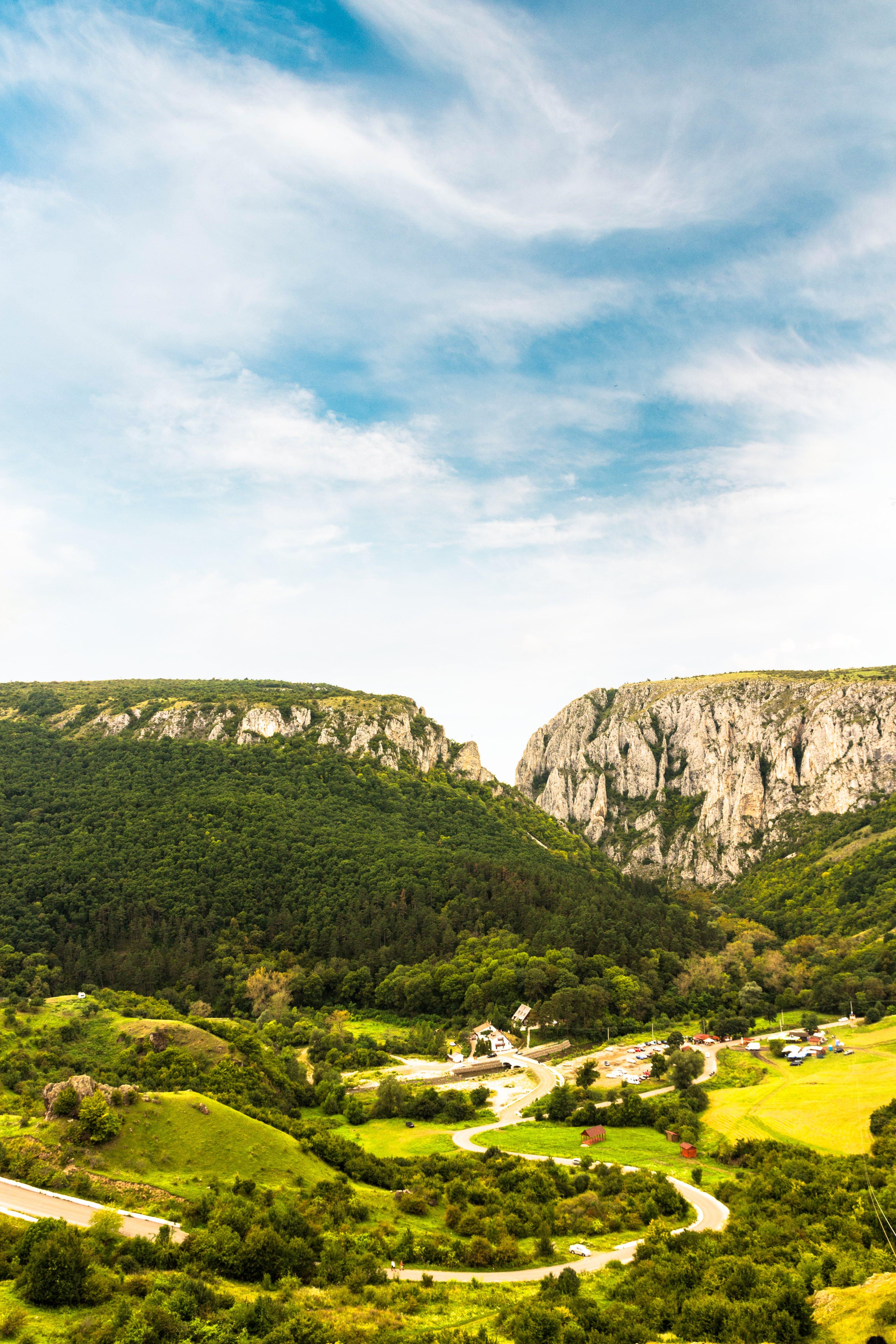 Kostenloses Stock Foto zu berg, draußen, himmel, landschaft