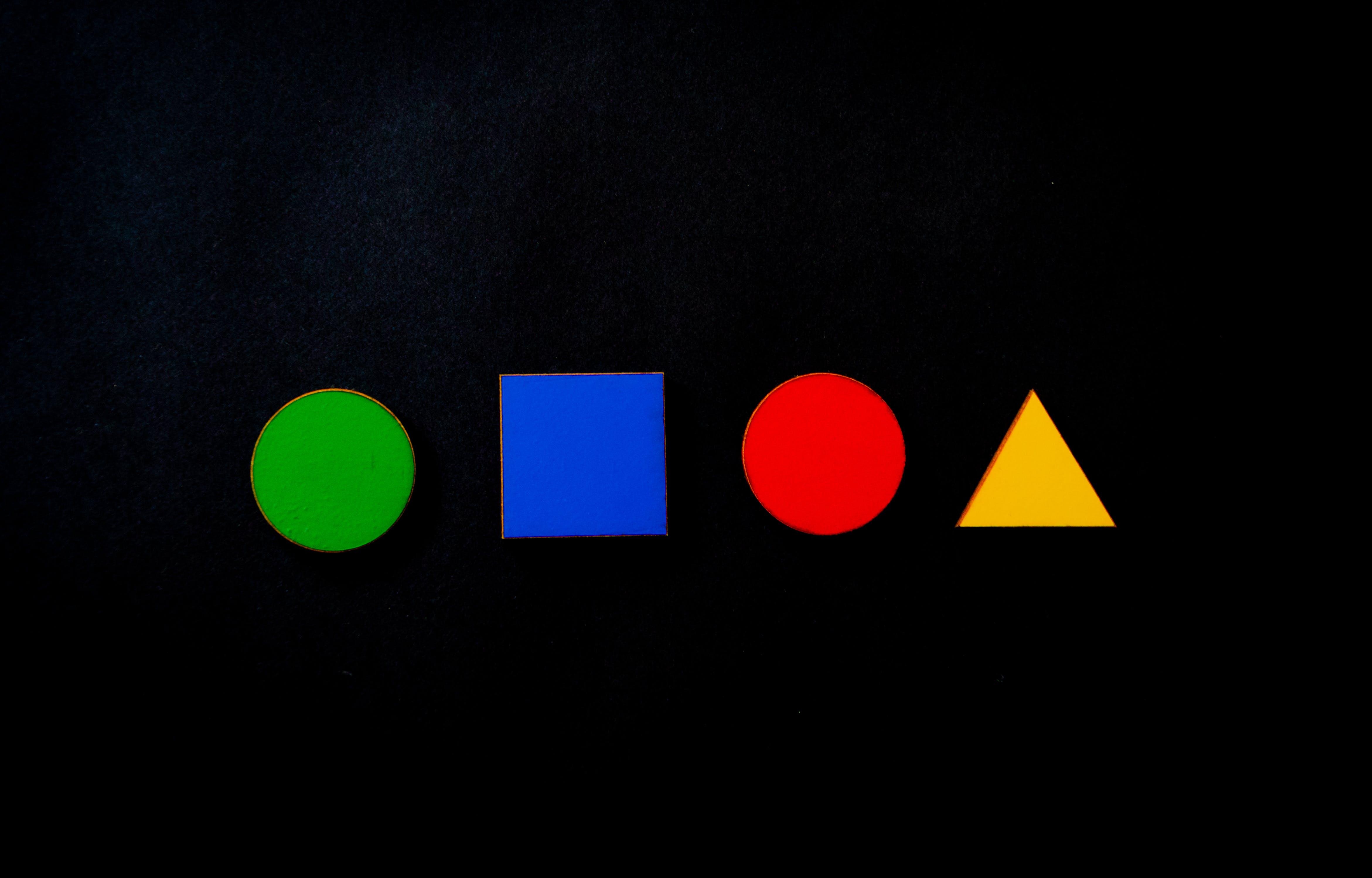 Foto profissional grátis de cheio de cor, colorido, formas