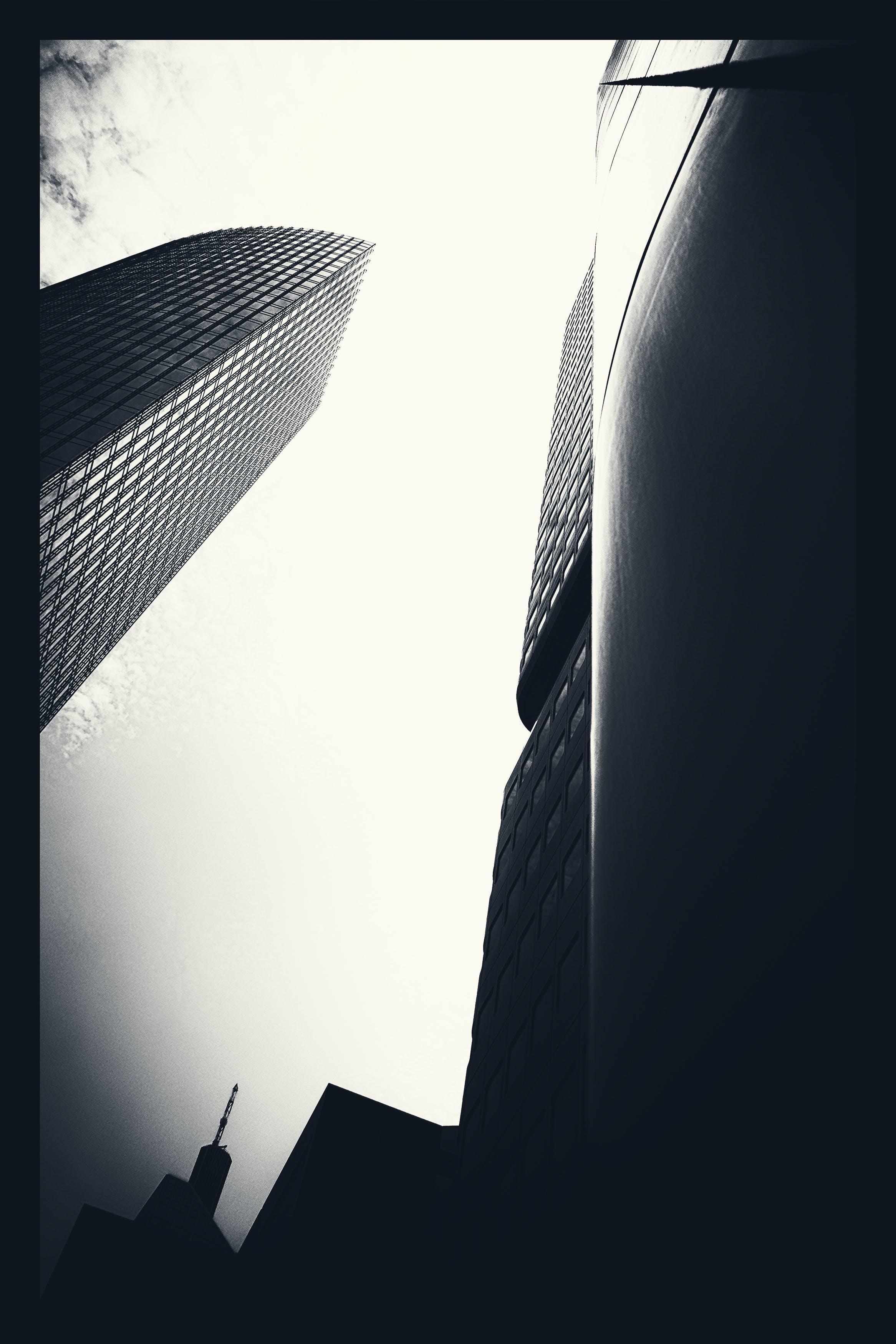 Ingyenes stockfotó Frankfurt, gépel, láthatár témában
