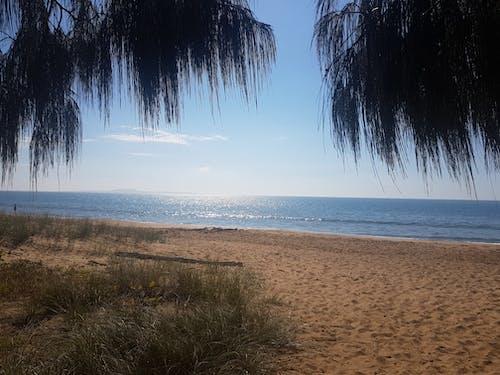 Free stock photo of Australian beach, beach, Framed beach, ocean