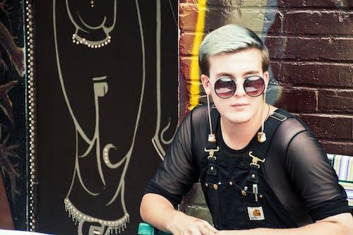 Foto stok gratis fashion, fesyen, gaya, kacamata