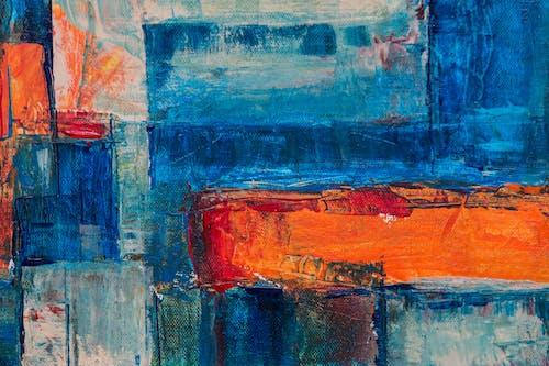 Fotobanka sbezplatnými fotkami na tému abstraktná maľba, dizajn, expresionizmus, maľba