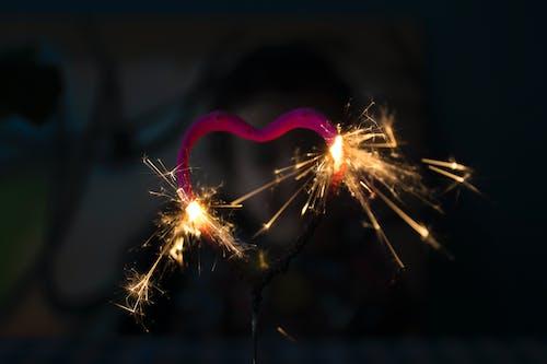 Darmowe zdjęcie z galerii z amor, aniversario, fajerwerki, familia