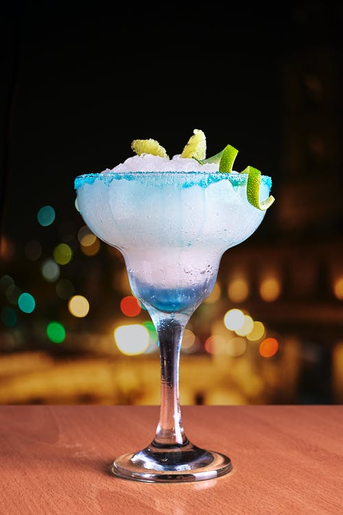Free stock photo of alcohol, alcoholic beverage, bar, blue