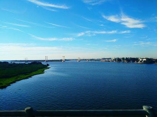 Free stock photo of bridge, porto alegre, rio, Rio Guaiba