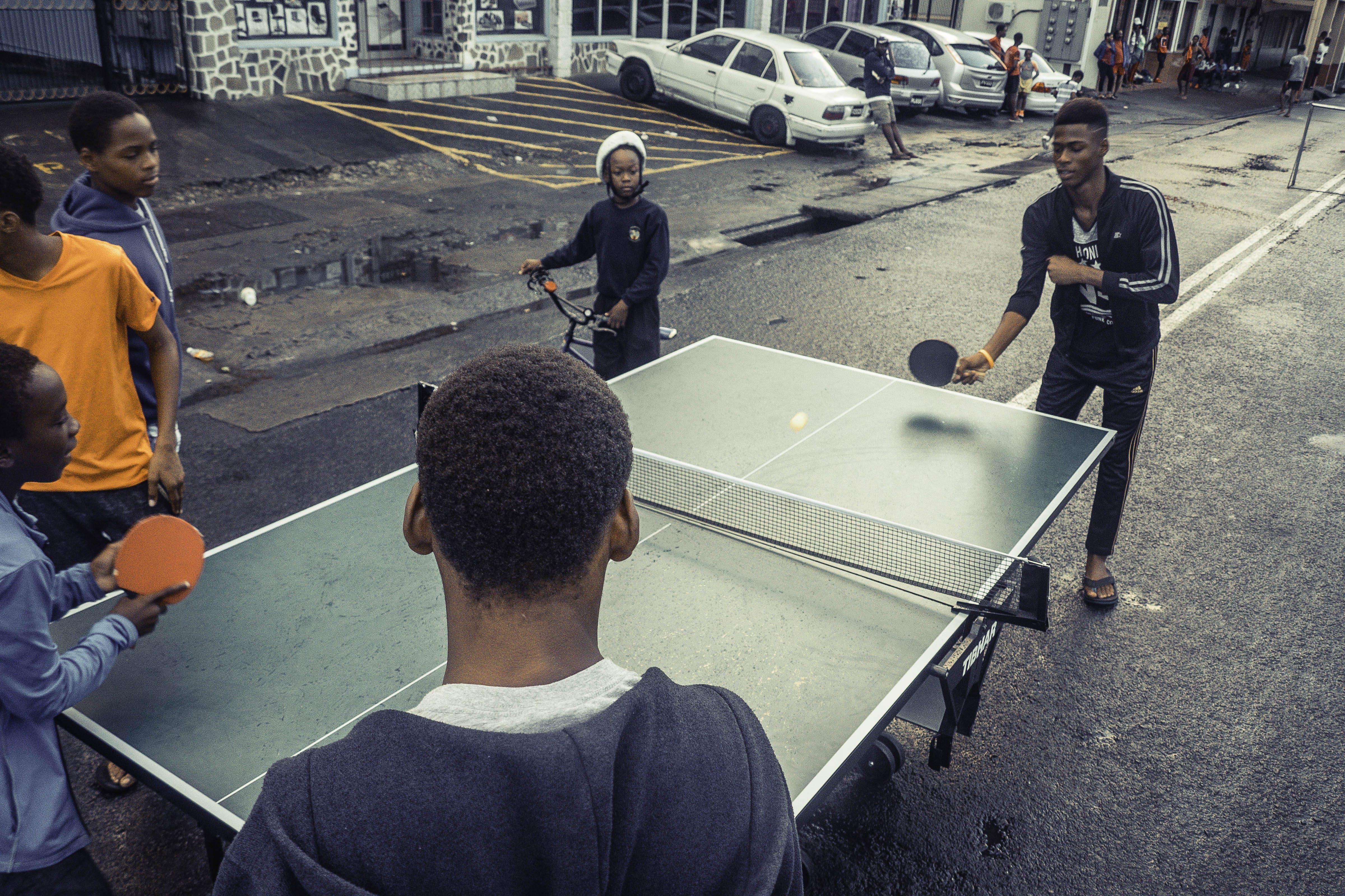 Free stock photo of street sports, table tennis