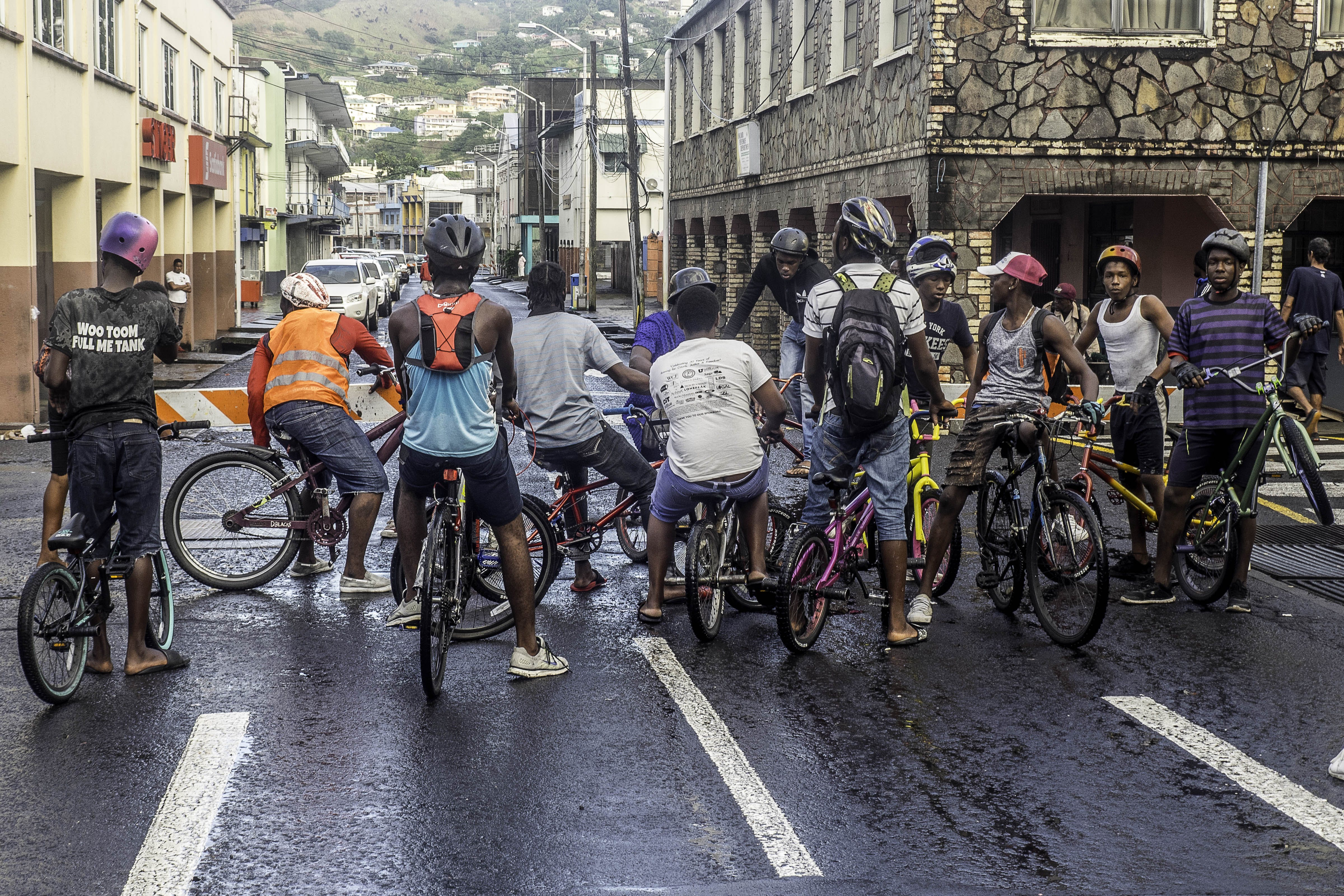 Free stock photo of bicycling, street sports