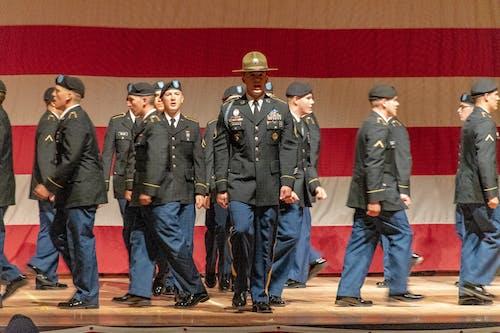 Kostnadsfri bild av armén, ceremoni, dagtid, enhetlig