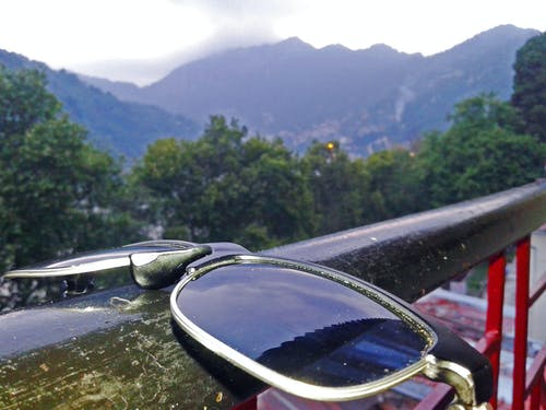 Free stock photo of goggles, landscape, mountain