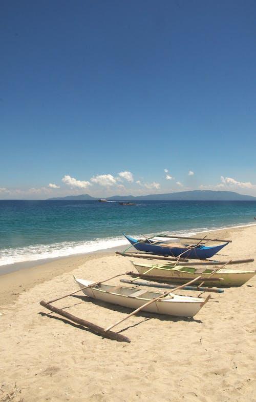 Gratis stockfoto met aan zee, boot, strand