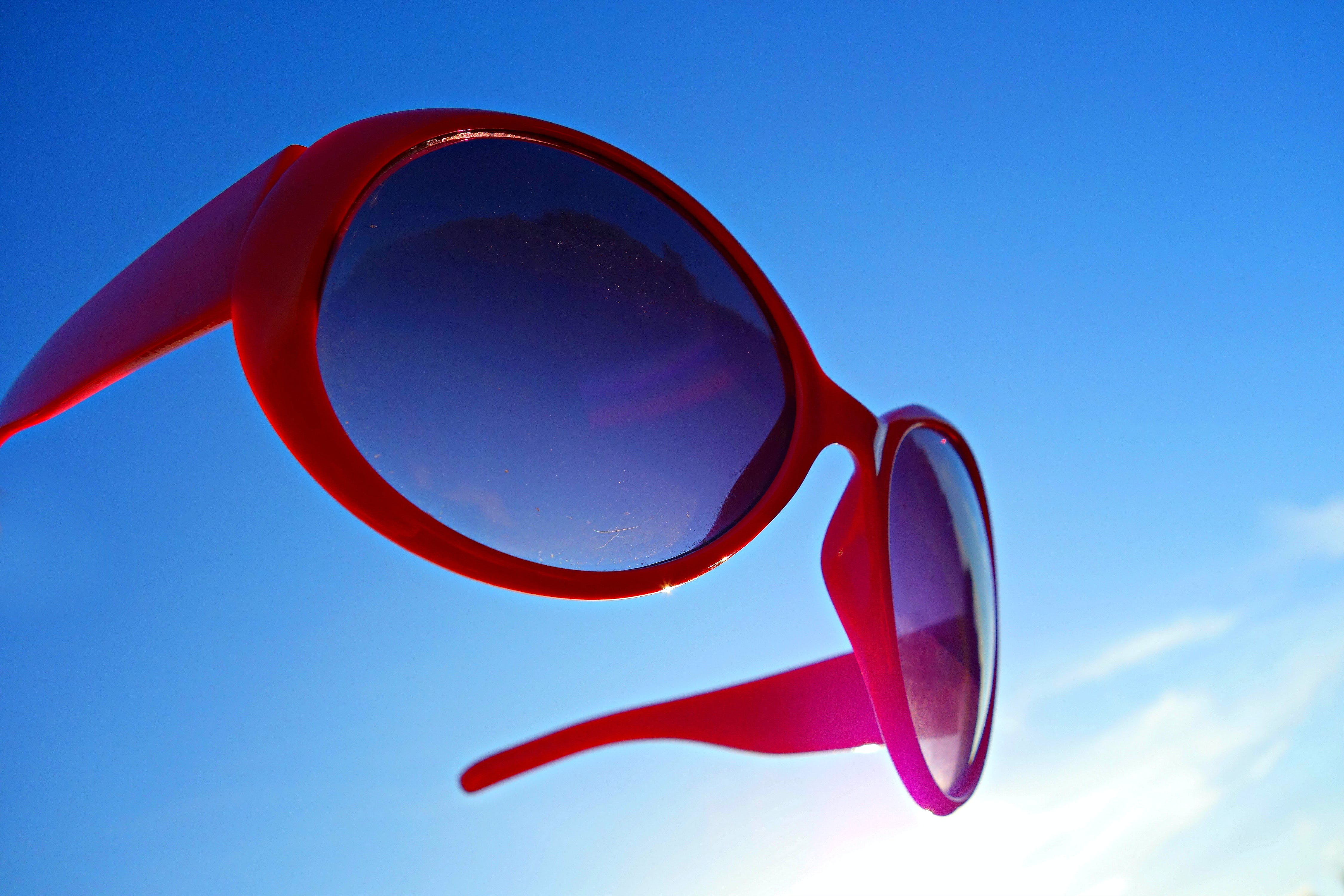 Free stock photo of fashion, sunglasses, sun, glasses