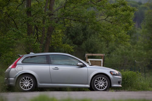 Free stock photo of car, gate, gray car, hatch