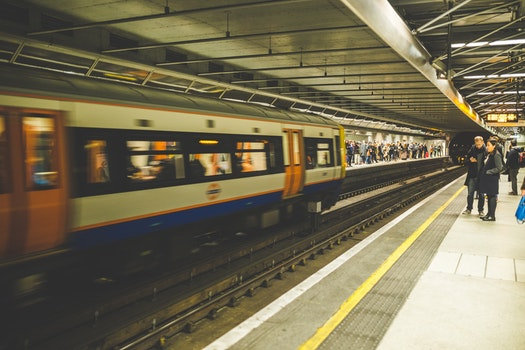 Free stock photo of train, tunnel, train station, platform