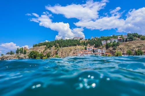 Free stock photo of landscape, macedonia, ohrid
