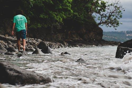 Free stock photo of adventure, beach, centralamerica, costarica