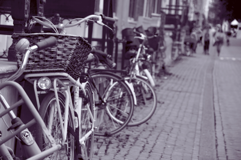 Free stock photo of amesterdam, amsterdam city, bike, bikes