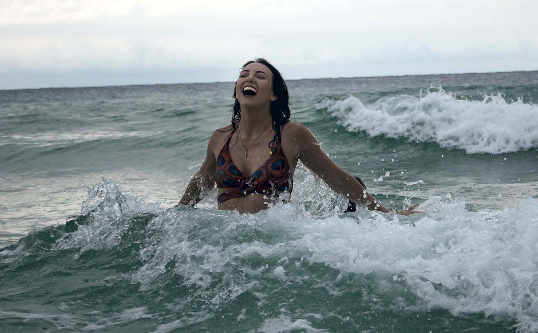 Imagine de stoc gratuită din agrement, apă, bikini