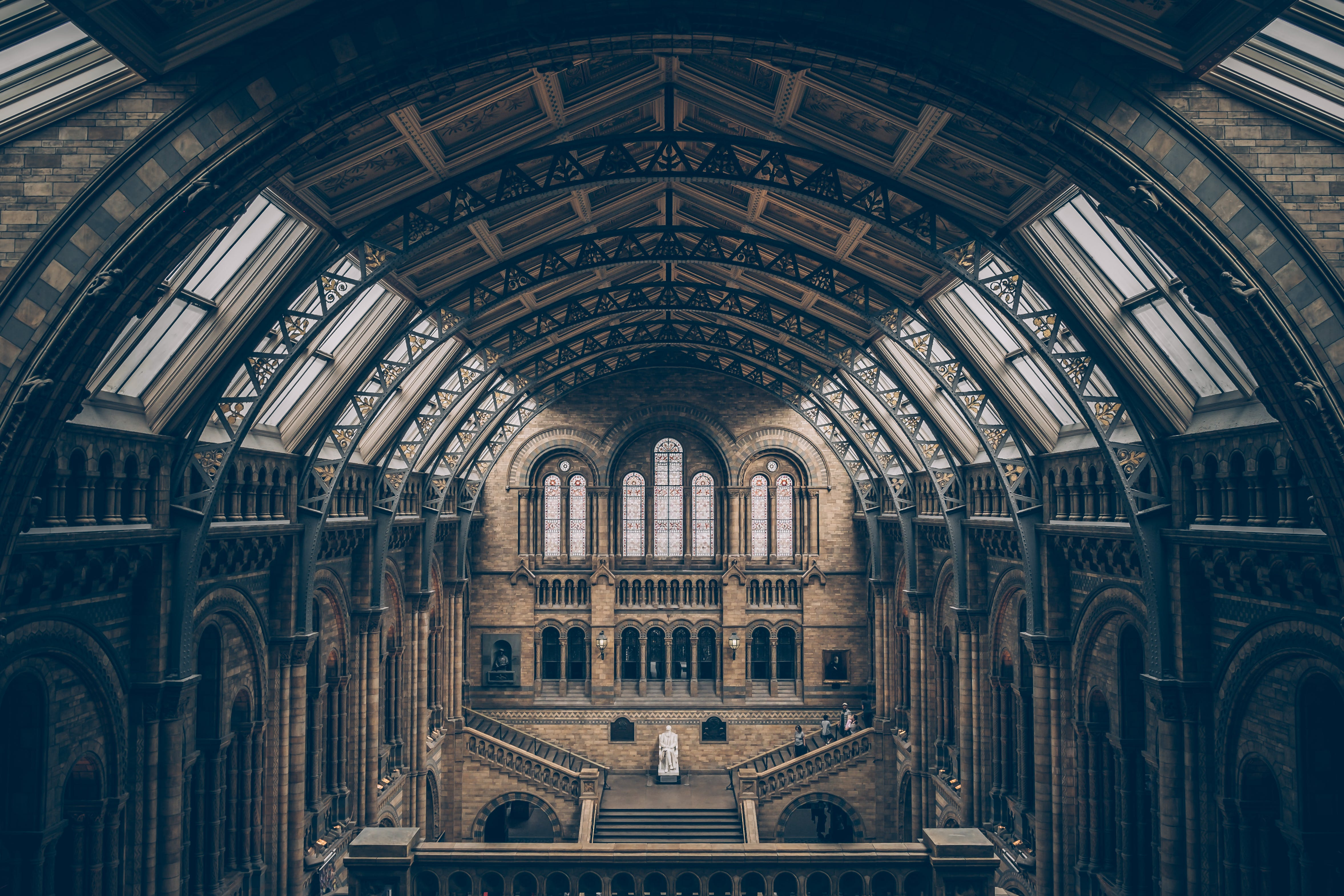 Empty Cathedral