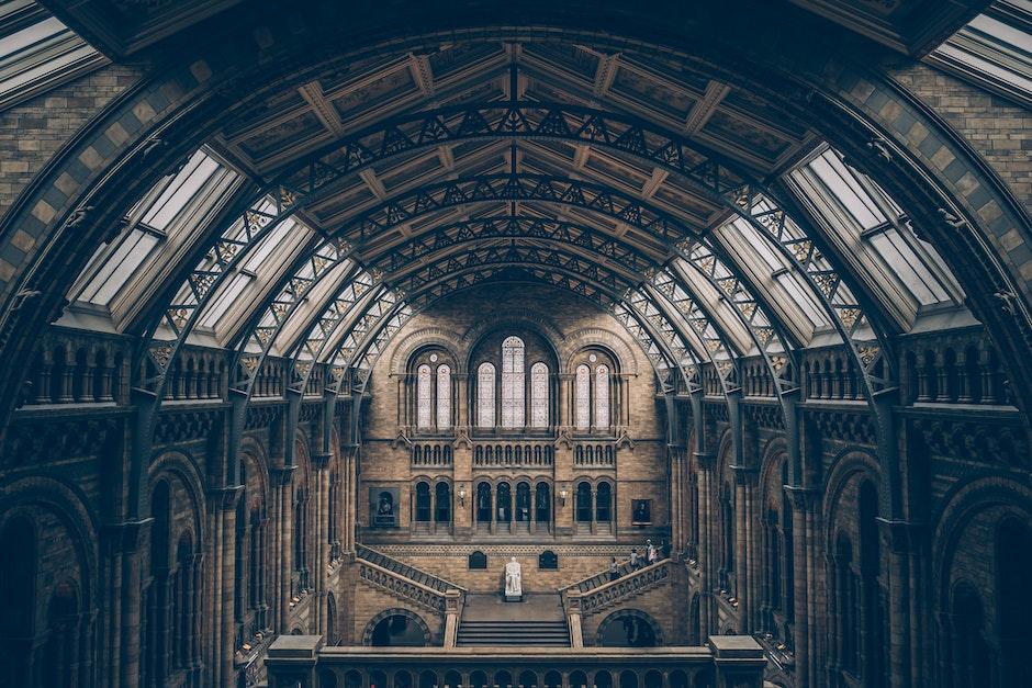 arches, architectural design, architecture