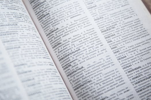 Dictionary Pictures · Pexels · Free Stock Photos