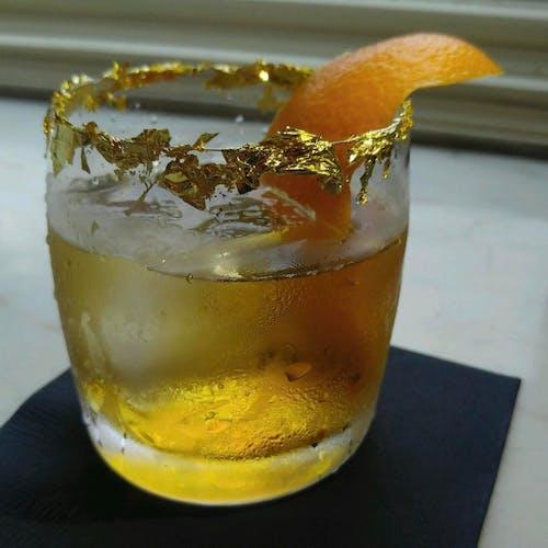 Kostenloses Stock Foto zu alkohol, eis, getränk